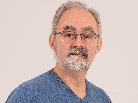 NOMINERT: Geir Oldeide står på første plass på stortingslista for Raudt Sogn og Fjordane.
