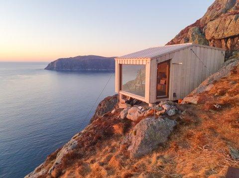 10 REISETIPS I NORGE: Dosabu på øya Frøya er eitt av dei ti reisetipsa for sommaren som Gunnar Garfors gir oss.