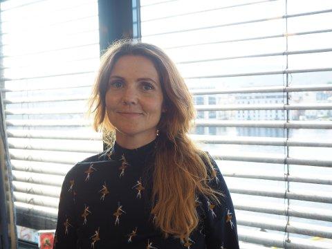Mariann Frantsen, daglig leder Pelagisk Forening