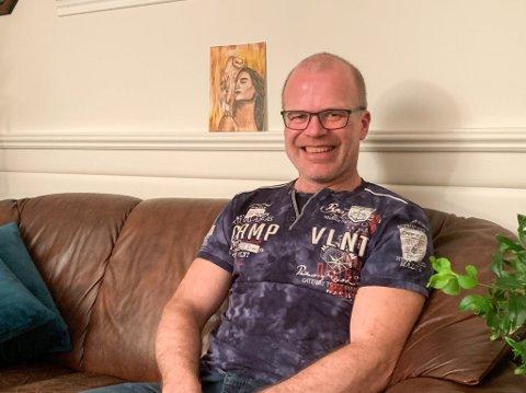 GODT ÅR: Magnar Terje Leknes i Flokenes Fiskefarm har grunn til å smile. 2020 vart eit rekordår.