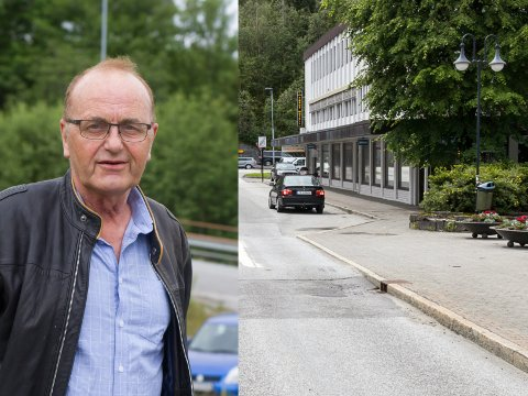 BOT: Mads Helle er dagleg leiar i Førde eigedom AS, som må betale 50.000 kroner i bot for feil bruk av Hafstadvegen 38.
