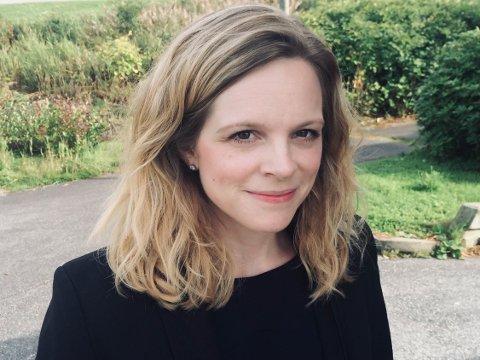 NY JOBB: Etter snart fem år som personalsjef i Fjaler, skal Camilla Valvik over i ny jobb i Førde.