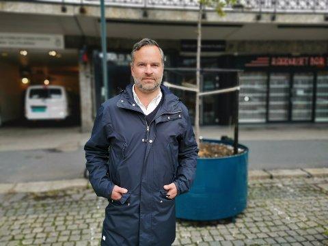 VARSLAR SØKSMÅL: Advokat Patrick Lundevall-Unger.