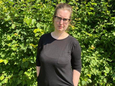 TUNGT MINNE: Då terroren råka landet vårt for ti år sidan, sat Karin Flølo i vaktsjefstolen i Firda. Det blei ein særs tøff jobb.