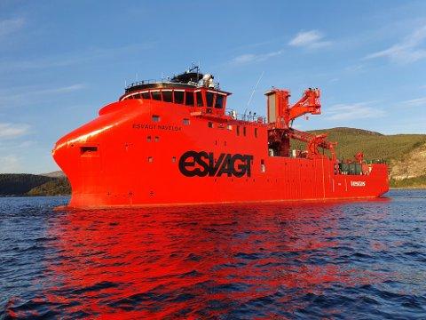 HAV 831 SOV-DESIGN: Nybygg 149 er det sjette havvind-skipet fra Havyard Leirvik.