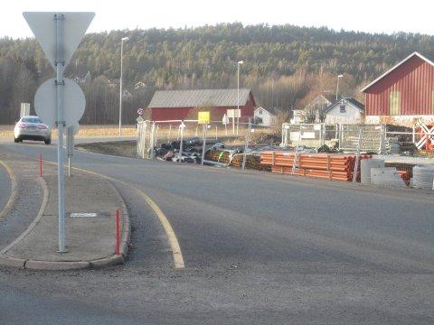 Ny Rema: I dette krysset planlegger Arild Åserud enda en Remabutikk.
