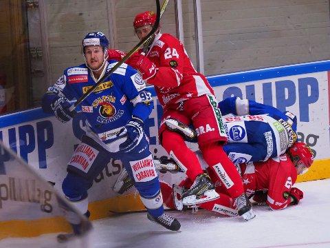 UTE: Magnus Eikrem Haugen er en av spillerne Stjernen trolig må klare seg uten mot Sparta lørdag.