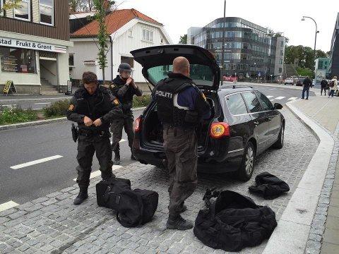 En mann i 20-årene risikerer tre års fengsel for bombetrussel mot et hotell i Fredrikstad sentrum.