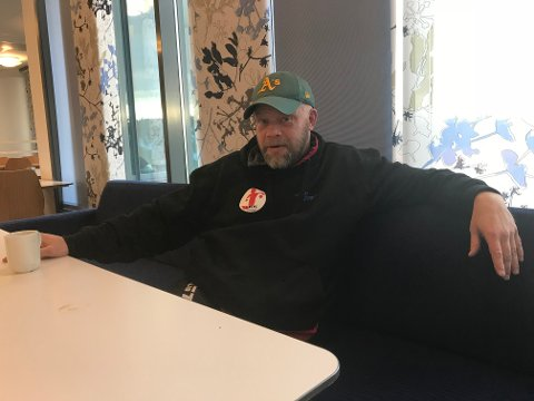 SØKER NY JOBB: Christer Karlsson gir seg etter denne sesongen sokm FBK-trener. Nå er han på jobbjakt. Foto: Vidar Henriksen