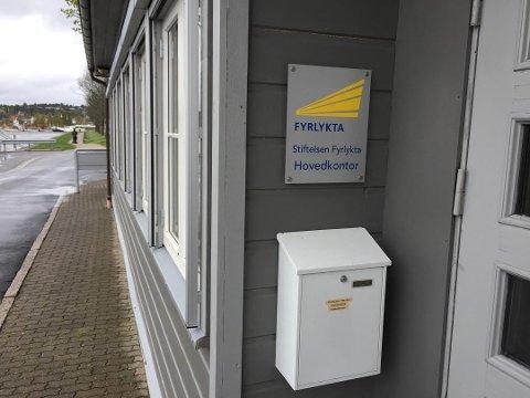 Tollboden: Stiftelsen Fyrlykta holder til på Tollboden i Fredrikstad. Nå er stiftelsen, som tilbyr private barnevernstjenester, i myndighetenes søkelys.