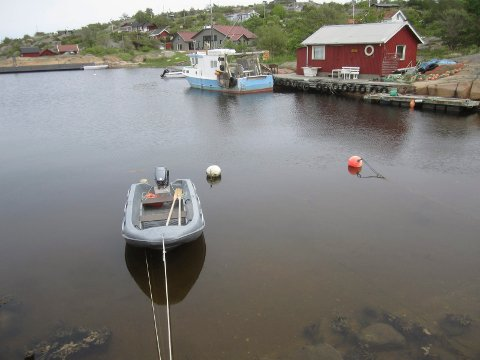 Bekymret: Fisker Audun Lande er bekymret for nye planer i Kjellvika. Han mener at  en påtenkt flytebrygge  ødelegger for næringsvirksomheten hans.