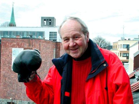 SOVNET INN: Idrettstillitsmann og politiker Bjørn Tindlund sovnet tirsdag den 16. januar inn. Tindlund ble 85 år.