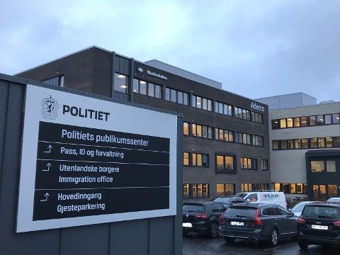 ÅPNER HER: Neste uke åpner Politiets publikumssenter på Grålum i Sarpsborg. (Foto: Politiet)