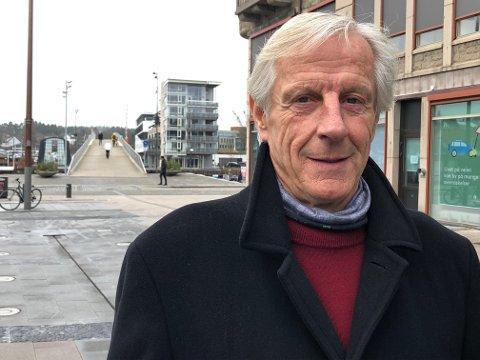 OMVARSLET: Henning Aall (MDG) velger å gå ut offentlig med informasjon om at det er varslet mot ham. Han finner det imidlertid vanskelig å imøtegå anklagene, da det i varslingen ikke er vist konkret til hvilke uttalelser ansatte føler seg krenket av.