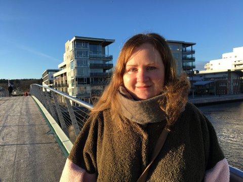 Snakker for de stille: Ina Helgesen håper lærere og andre voksne får mer kunnskap om stille barn. – De er ikke tause med vilje, det handler om angst, forteller hun.