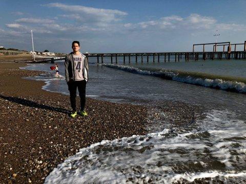 ENDELIG: Kjell Rune Sellin gleder seg til en uke med mye trening på den tyrkiske solkysten.