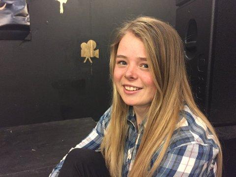 Hva med å ta en Hedda? Unge Romberg vant elevkonkurransen i 2016, med en film om en danser som slet med spiseforstyrrelser.