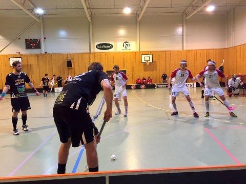 TAP IGJEN: Slevik har nå tapt begge de to første semifinalekampene mot Sveiva.