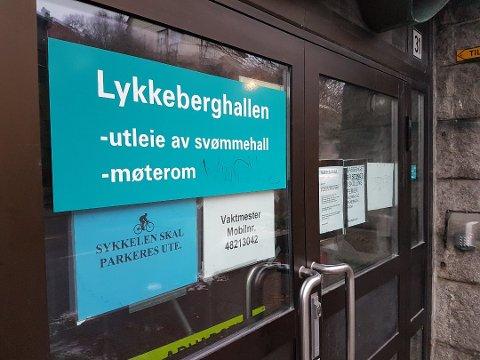 Beklager: Fredrikstad kommune beklager at det blir en lang periode med stengte dører i Lykkeberghallen.