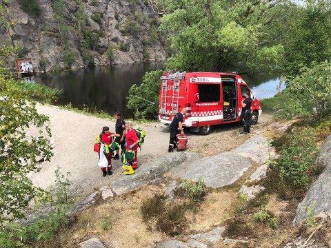 Nødetatene rykket ut til Bingedammen etter meldinger om at en gutt hadde havnet under vann etter en badeulykke i juni. Guttens liv sto ikke til å redde, og han døde senere på Rikshospitalet.