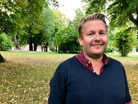 Kultursjef i Fredrikstad kommune, Ole-Henrik Holøs Pettersen, tror erfaringene man får i denne perioden vil komme godt med senere.