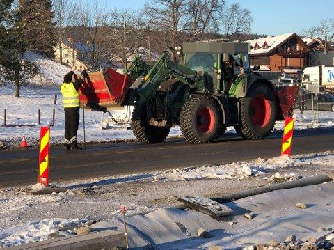 FREDAG: Rekonstruksjon av dødsulykke på Storveien, Gressvik.