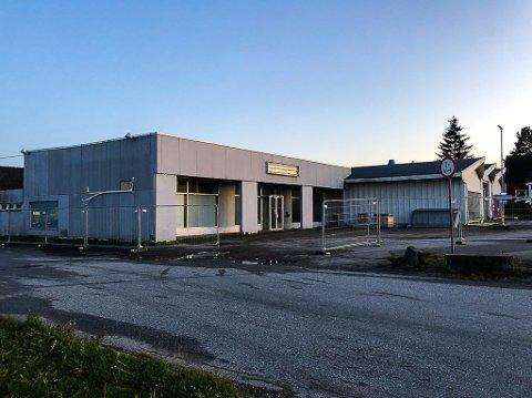 BLIR REMA 1000: Her, ved riksvei 22 på Moum, skal det bygges en ny Rema 1000-butikk. Estimert åpning er i september neste år.