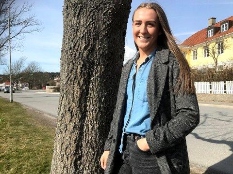 PÅ SAMLING: Andrea Rønning er innkalt til landslagssamling.