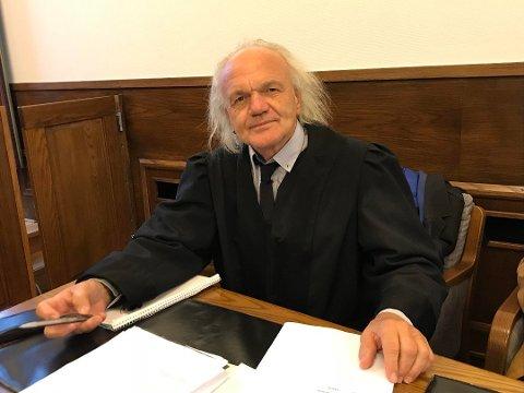 Harald Otterstad er oppnevnt som advokat for den 15 år gamle gutten.