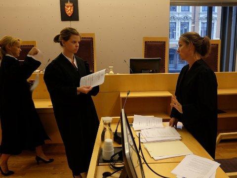 Statsavokat Kari Hangeland Buvik vil representerer påtalemyndigheten i rettssaken mot Fredrikstad-mannen i midten av 20-årene. Vedkommende er tiltalt for seksuell omgang med to mindreårige jenter, samt for å ha sendt en rekke seksuelle meldinger til fire mindreårige jenter. Bildet er fra en helt annen sak..