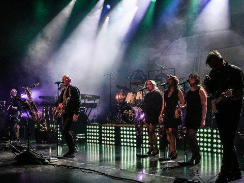 Pulse of Floyd fyllte Blå Grotte til randen 2. juledag.