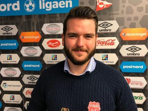 Planen klar: Strømmen-trener Ole Martin Nesselquist har lagt planen klar for å stoppe FFK.