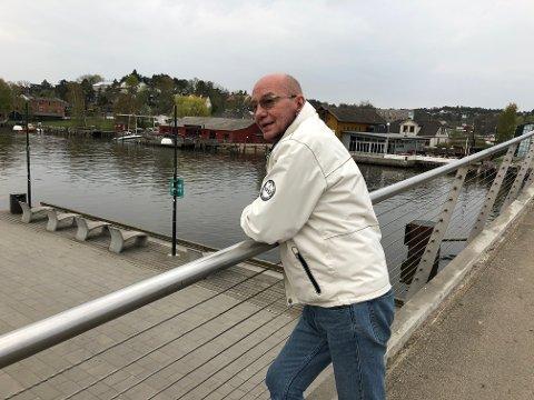 Thor Åge Marthinsen har levd et langt liv med kriminalitet, vold og narkotika. I dag har han bosatt seg i Fredrikstad, og vil bidra til at dagens unge ikke ender som han selv.