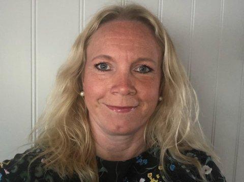 Ny jobb: Fra 1. august er Line Klavestad Hansen rektor på Rødsmyra skole.