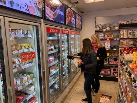 – Lykkes vi med de første butikkene, vil vi erstatte eksisterende frysedisker med frysevarer fra Iceland i flere av våre store butikker, sier direktør Jon Boye Borgersen i Europris.