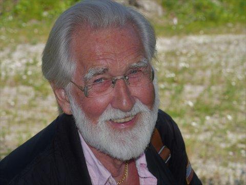 Oppdager: Roy Kristiansen (76) gjør stadig nye funn for vitenskapen. Han forteller om hvordan han fant en ny soppart for Norge. (Arkivfoto: Øivind Lågbu)