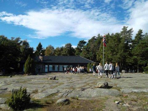Det blir sommerleir på Tjellholmen også i år.