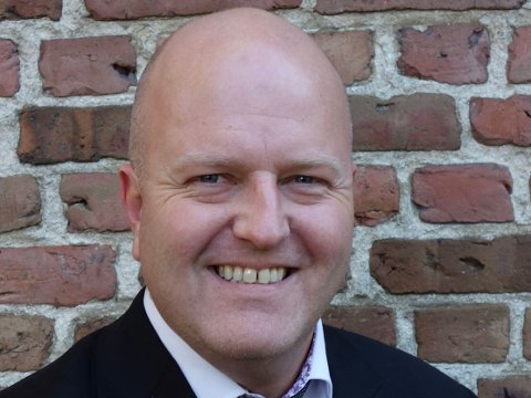 Victor Kristiansen, bystyrekandidat nr. 7 for Fredrikstad Arbeiderparti