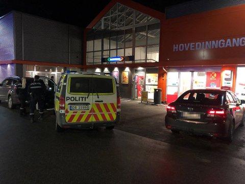 DØMT: En 15 år gammel gutt er dømt til 300 timer samfunnsstraff for å ha ranet både Narvesen-kiosken på Selbalk og på jernbanestasjonen tidligere i år.