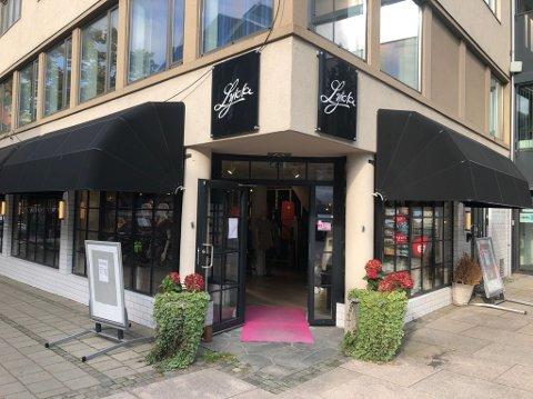 KONKURS: Det er åpnet konkurs i klesbutikken Lykke i gågata etter at kemneren avslo forslaget til en nedbetalingsavtale denne uken.