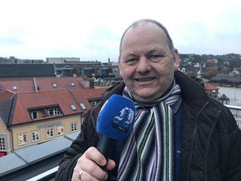 Tilbake: Svein Bergstrøm er på luften igjen i vinter.