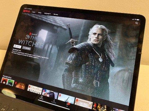 Netflix øker prisen på sitt dyreste abonnement fra 140 til 160 kroner. Foto: Lars Wærstad (Nettavisen)