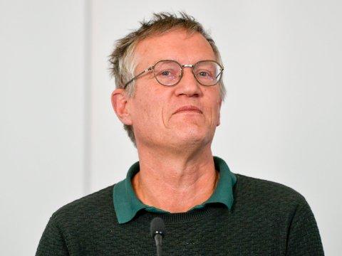 FÅR KRITIKK: Statsepidemiolog Anders Tegnell og Sverige kritiseres for koronastrategien de har valgt i landet.