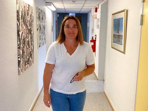 Marie Lindén ser frem til å utvikle tjenestetilbudet ved senteret og jobbe enda mer med faglig utvikling.