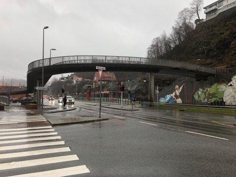 Kvinnen (21) tok pirattaxi fra Skjold til Os, hvor sjåføren senere begikk voldtekten.