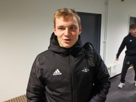 Pawel Crupalla har skrevet en to års lang proffkontrakt med Rosenborg