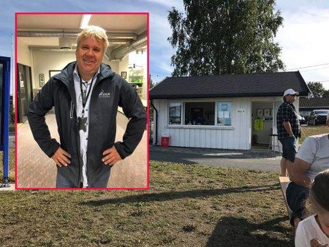 """Smart Idè: Arne Morten Johannessen la denne uken ut en Facebook-post der han minnet klubbens medlemmer om at kiosken i Trondalen fortsatt var """"åpen"""". Det siste døgnet har en rekke av klubbens medlemmer blitt gode og mette fra kioskvarene til kiosken som egentlig er stengt."""