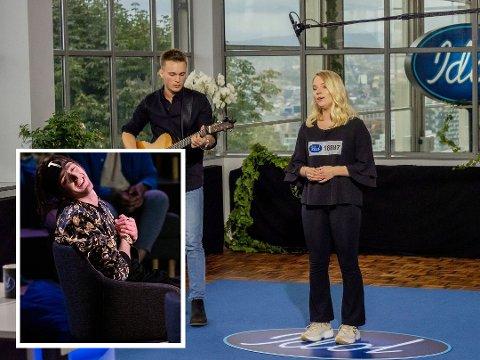 """Dette er bildet på TIX sin drømmefinale av årets """"Idol""""."""