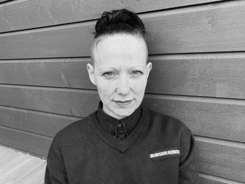 GLEDER SEG: Lene Halvorsen-Myhre (38) ser frem til de kan åpne dørene i hennes nye restaurant på Stortorvet.
