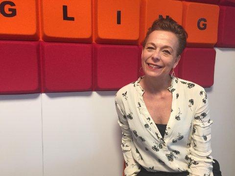 LEDER SV-GRUPPA: Helga Aakre er den nye lederen av bystyregruppa til SV etter at Camilla S. Eidsvold fikk permisjon for å være fylkesråd og Silje L. Waters gikk ut i barselpermisjon.